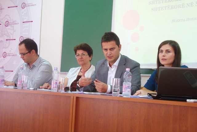 EMA organized a policy forum on relations between public and non-public actors in Albania (photo EMA)